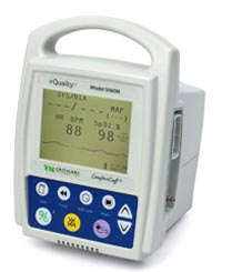 Criticare eQuality 506DN Vital Signs Monitor