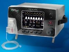 Poet IQ2 Anesthetic Gas Monitor