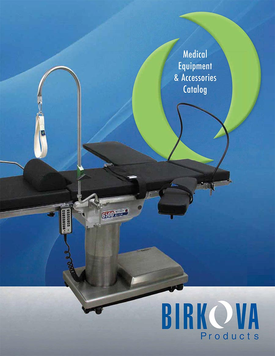 Surgical Accessories and Pads - Birkova Catalog